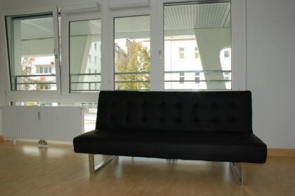Moderne, helle Zimmer