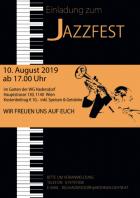 Jazzfest Hadersdorf 2019
