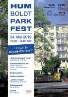 Humboldtpark Fest - 24. Mai 2019